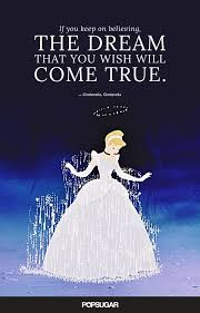 wedding wishes disney if you keep on believing the that you wish will come true