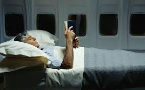 Comfortable Ways To Sleep Tips For Getting Through A Long Flight Travel Leisure