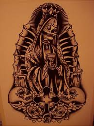 crazy mexican skeletons tattoo designs photos pictures and