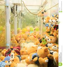 arcade claw machine toys crane game editorial image image 46786810