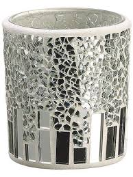 black friday blender sales for sale black friday 275dx325h crackle glass votive holder silver