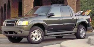 ford sports truck 2002 ford explorer sport trac values nadaguides