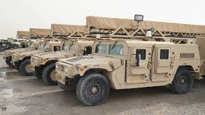 The Army And Marines Start Phasing Out Humvees For New Rides Video
