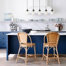 kitchen cabinet interior design ideas blue kitchen design ideas for coastal living coastal decor
