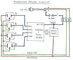 plugduino arduino based 120 volt outlet controller 15 steps