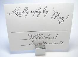 why you must number your rsvp cards nyc wedding blog ny