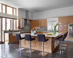 kitchen with l shaped island l shaped kitchen island houzz