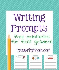 best 25 first grade writing prompts ideas on pinterest first