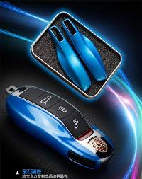 Porsche Cayenne Colors - 13 colors fob remote key case key cover modified key shell
