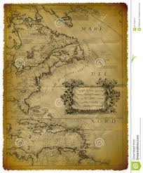 Map Eastern Usa by Old Map Of The Eastern Coast Of Usa Stock Photos Image 21765013