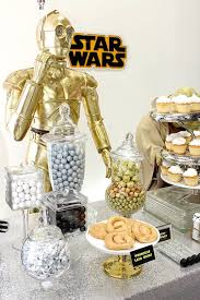 wars party ideas kara s party ideas celebration wars birthday party