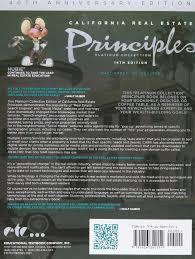 california real estate principles walt huber 9781626842151