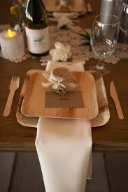 bamboo plates wedding thinking of using bamboo disposable dinnerware not flatware as