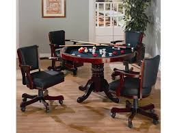 Dining Room Poker Table Mitchell Game Table Dining Table That Converts Into Bumper Pool