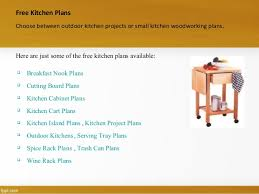 Woodworking Plans Kitchen Nook by Freeww Com Sample Free Woodworking Plans