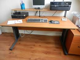 Gumtree Office Desk Large Home Office Desk In Poole Dorset Gumtree