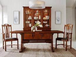 Mission Style Dining Room Sets Pleasant And Intriguing Stickley Dining Room Table Intended For