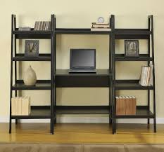 Library Bookcases With Ladder by Altra Ladder Bookcase Bundle 9482096