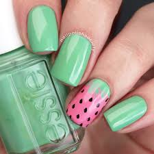 nail polish society 40 great nail art ideas food