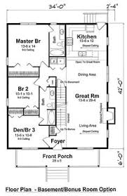 3 bedroom house plans small cottage house plans 3 bedroom homeca