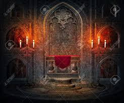 dark interior gothic background stock photo picture and royalty