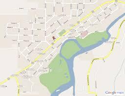 Map Of Leavenworth Wa Wifdwc Lodging