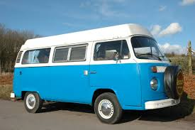 old blue volkswagen vw camper hire holidays u2013 freebird campers