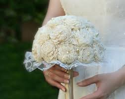 wedding flower bouquets wedding bouquets etsy