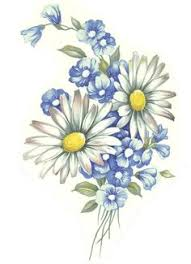 Daisy The Flower - daisies tattoo flowers and decoupage
