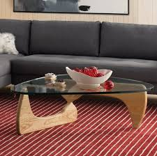 Style A Coffee Table Isamu Noguchi Style Coffee Table Poly Bark