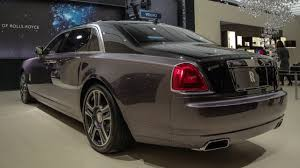 rolls royce concept 2017 1 000 diamonds used in the paint of this rolls royce ghost elegance