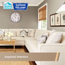 inspired interiors color collections hgtv home by sherwin williams