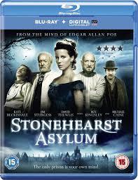 eliza graves film stonehearst asylum blu ray united kingdom