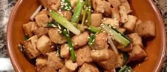 cuisiner le tofu ferme recettes de tofu idées de recettes à base de tofu