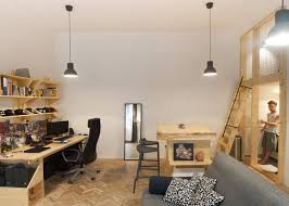 photo 3 of 9 in micro live work studio by studio bunyik dwell