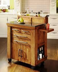 Island Kitchen Cart Amazon Com Home Styles Wood Top Kitchen Cart With Island Crosley