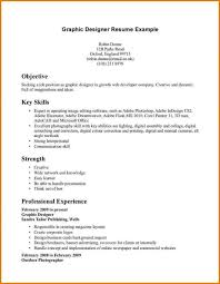 Canada Resume Example by Resume Resume Sample Graphic Designer
