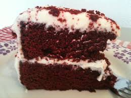 my red velvet layer cake with cream cheese frosting kerry cooks