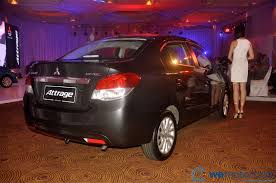 mitsubishi attrage bodykit launch all new 2013 mitsubishi attrage starting from rm59 212 50
