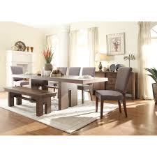 dining affordable furniture white kitchen table set for person in