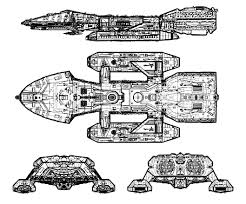 Battlestar Galactica Floor Plan Starship Schematic Database All Colonial Vessels