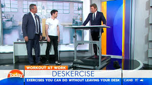 Office Desk Workout by Desk Ercise How To Stay Fit At Your Office Job 9coach