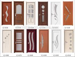Interior Upvc Doors by Turkish Wooden Diamond Glass Interior Doors Pvc Sample Door Design