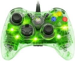 amazon com afterglow wired controller for xbox 360 green video