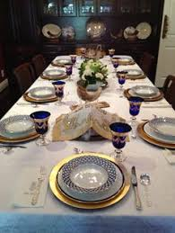 yom kippur at home thrifitng a yom kippur table setting chai home yom kippur