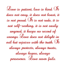 wedding quotes is patient 1 corinthians 13 4 is patient is inspirational