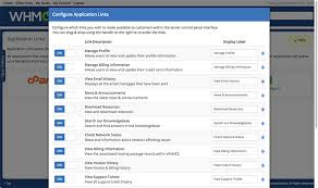 application links and cpanel quick start guide whmcs documentation
