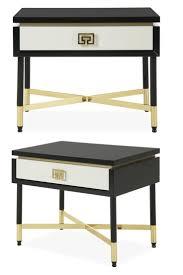 Black Lacquer Bedroom Furniture 140 Best Furniture Bedside Images On Pinterest Bedside Tables