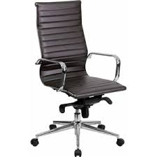 High Quality Office Chairs Buy High Back Overstuffed Executive Chair With Rolled Upholstered