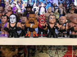 pro wrestling crate micro brawlers wrestlingfigs com wwe figure